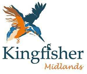Kingfisher Midlands Logo