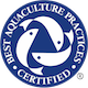 best aquaculture practices certified logo